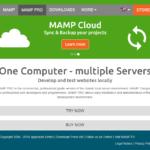 MAMPをWindws10にイントールしてサーバーにアクセスする方法